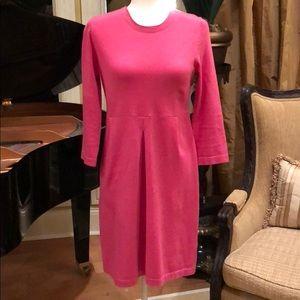 Gorgeous Tyler Boe Cashmere Cotton Blend Dress S